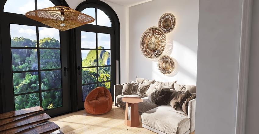 Entertainers Dream Interior Design Render