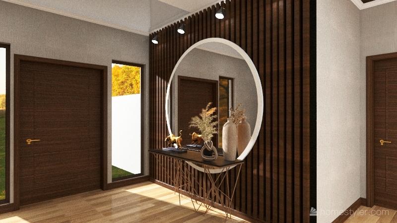 idea con ampliacion Interior Design Render