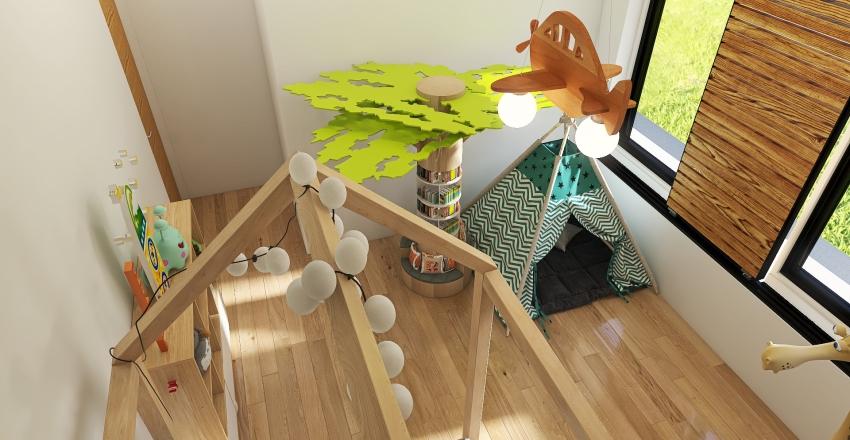 Duplex premium Interior Design Render