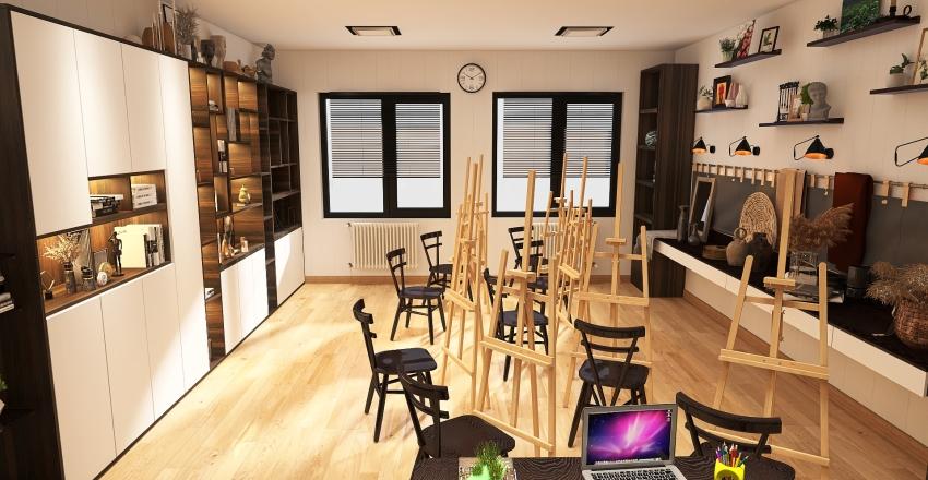 Майстерня Interior Design Render