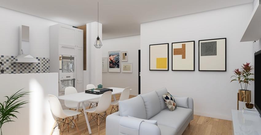 Casa Re Interior Design Render