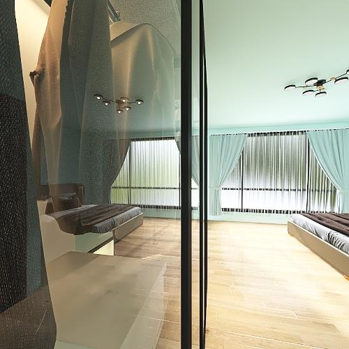 ECO WORLD@CLOVERCOTT Interior Design Render