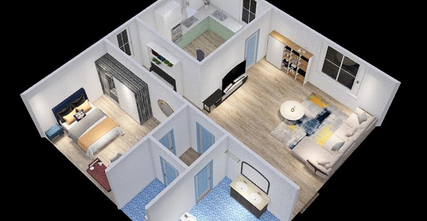 Copy of MASI MATILDE Interior Design Render