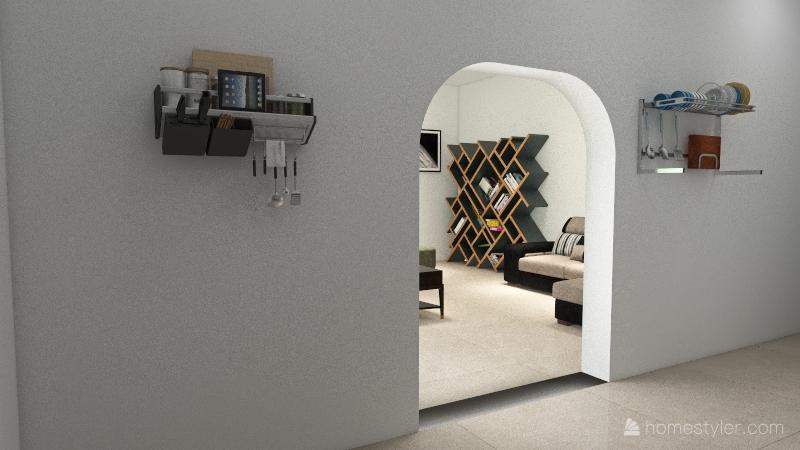 casvacation Interior Design Render