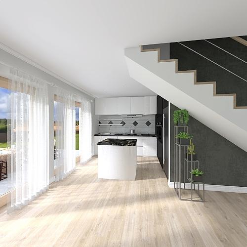 rberto Interior Design Render