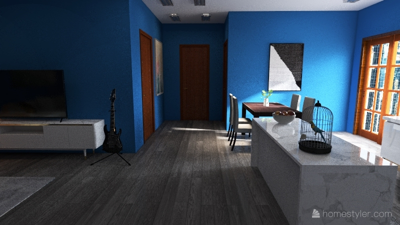jjk Interior Design Render