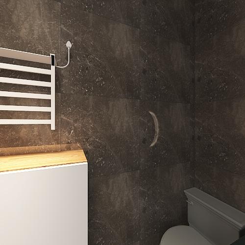 luxury apartman Interior Design Render