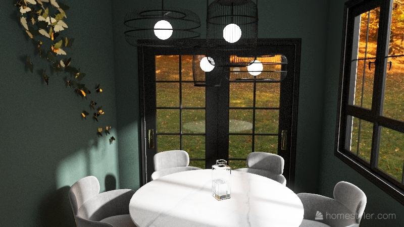 697 House Interior Design Render