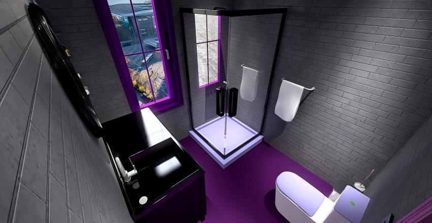 Morado Interior Design Render