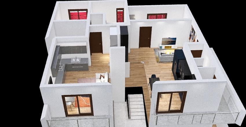 erika 2 app Interior Design Render