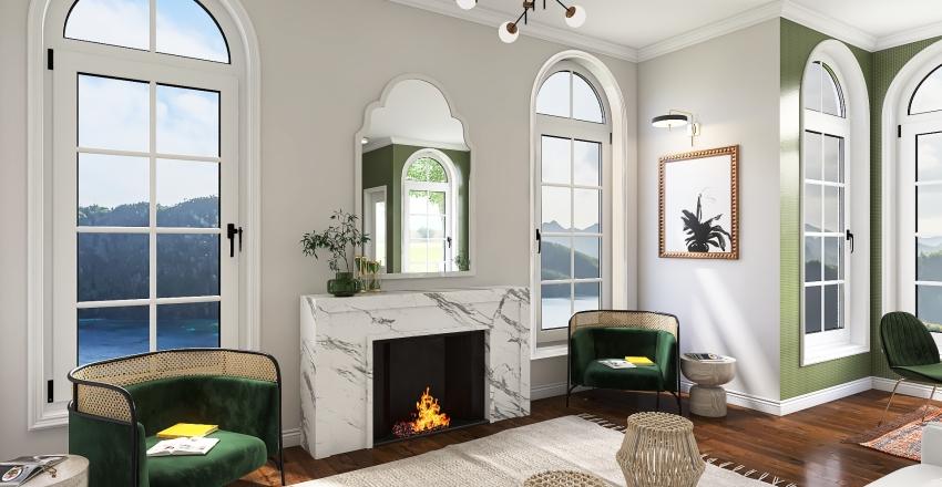yay its getting warmer Interior Design Render