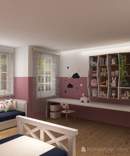 Babosa de Pau Interior Design Render