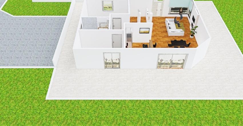 v2_casamia Melfi Interior Design Render