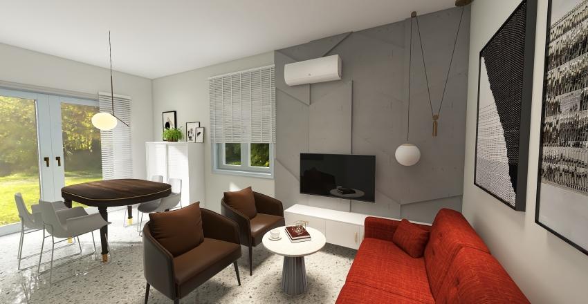Magda - ost. wersja Interior Design Render