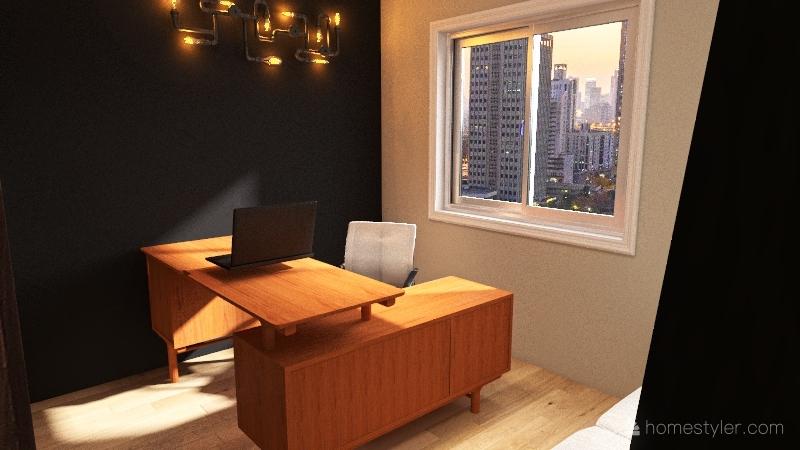 Mon appartement Interior Design Render