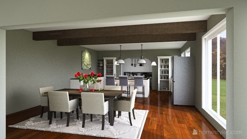 Ours Interior Design Render