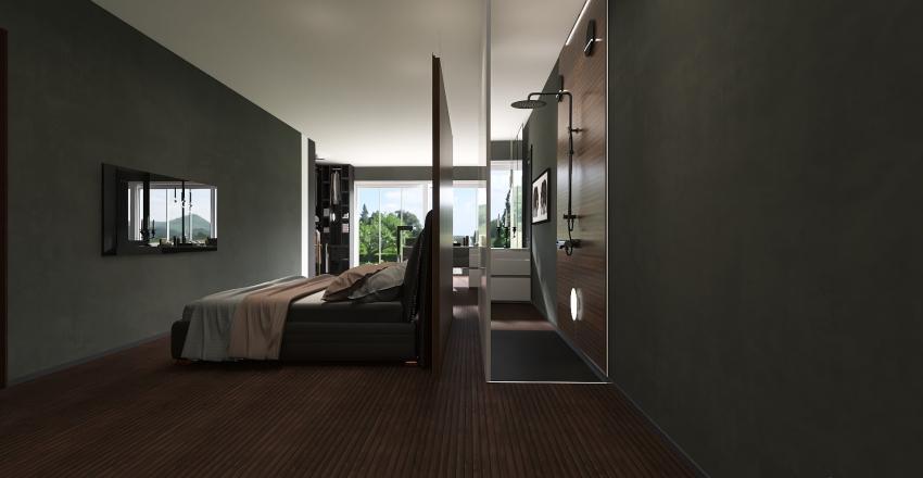 Altea, Espana Interior Design Render
