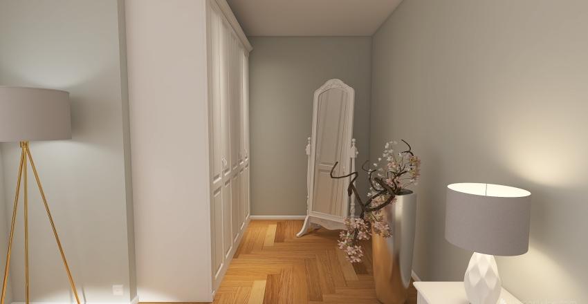 #8 FemaleFlat  Interior Design Render