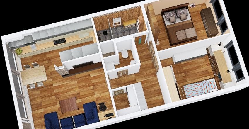 PETO 2 Interior Design Render