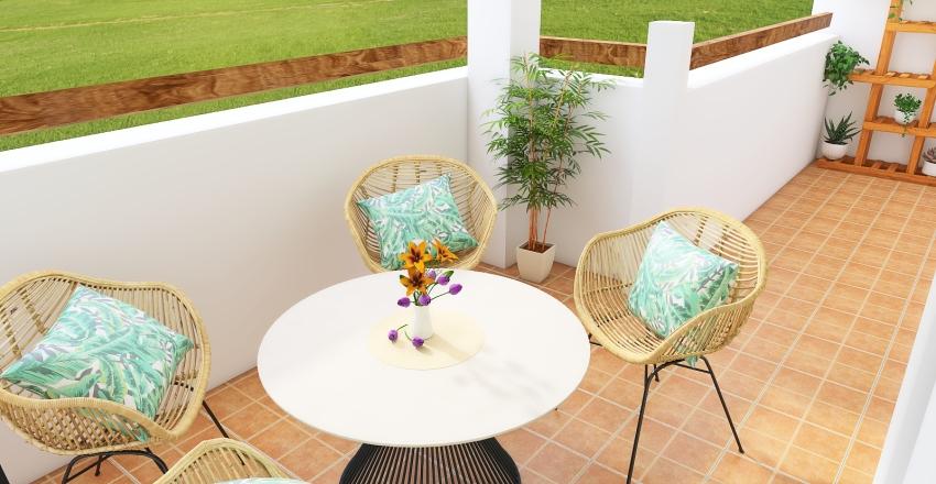 Apartamento Arenal Golf - Benalmádena Interior Design Render