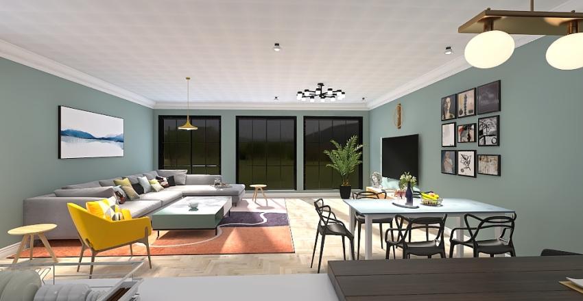 Sage Interior Design Render