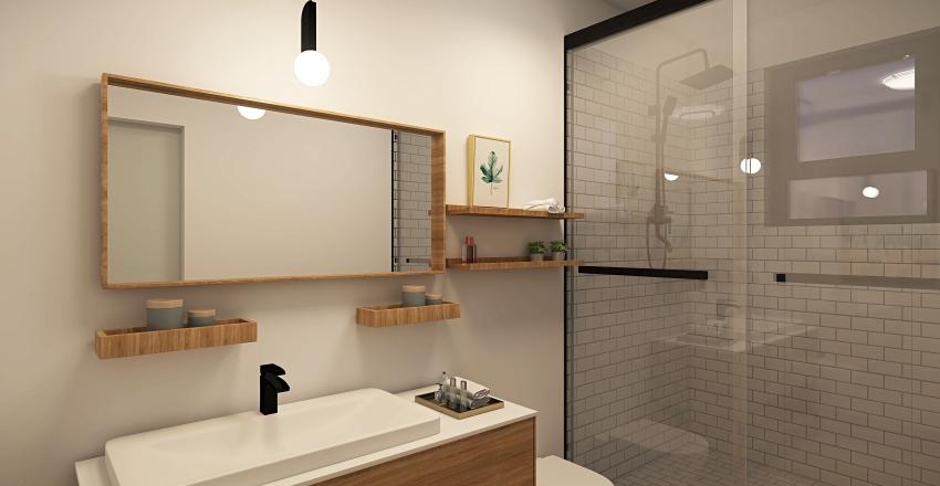 Apartment_for_2 Interior Design Render