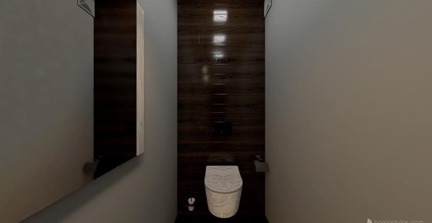 кухня,гост,коридор_copy Interior Design Render
