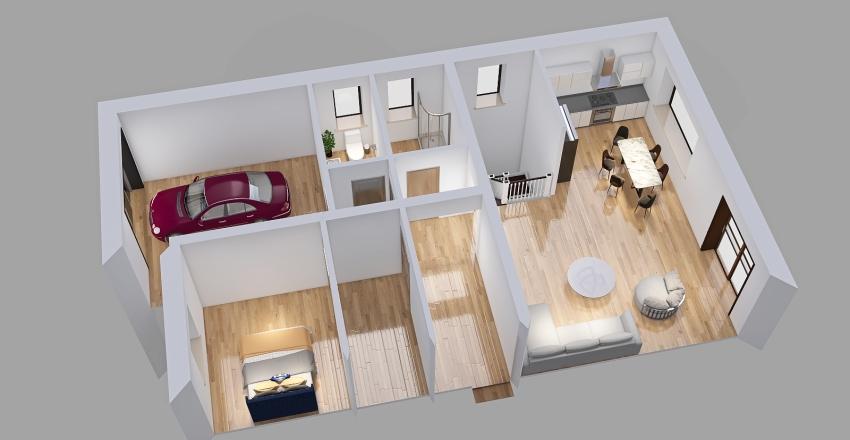 istvnvarga192 - GROUND floor Interior Design Render