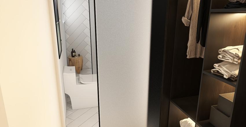 First Apartment Interior Design Render