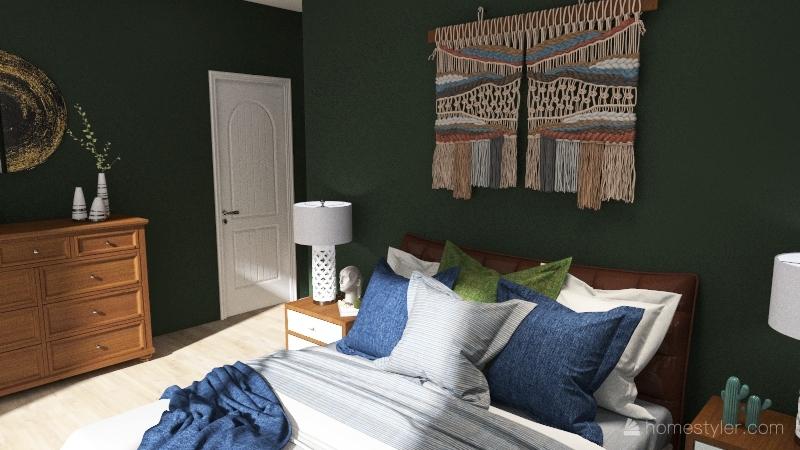 2031 House Interior Design Render