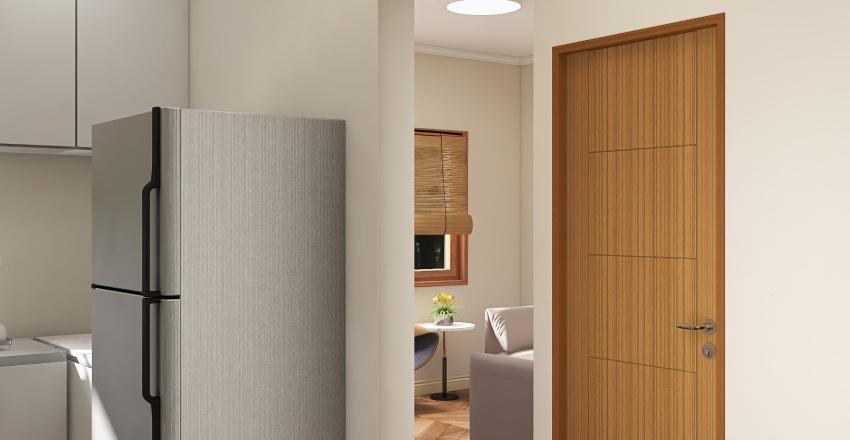 rural Interior Design Render