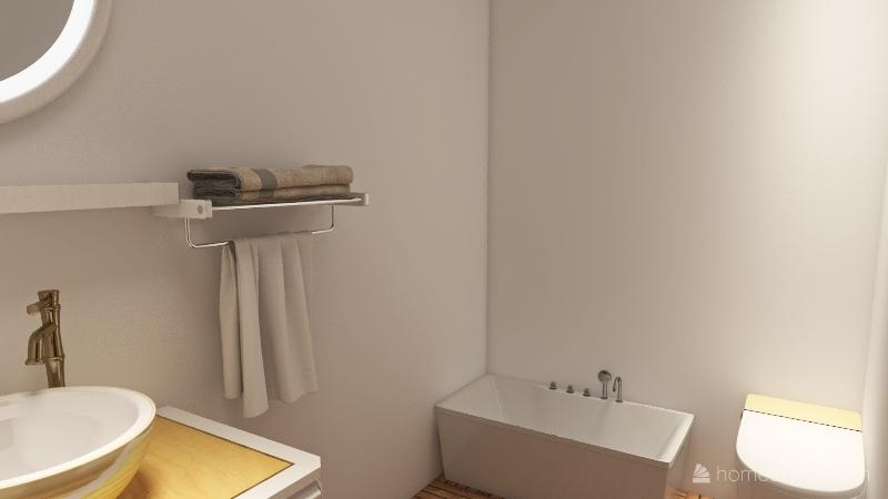 Samarrann Sivaloganathan - My Final Design Interior Design Render