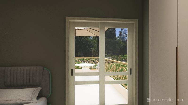 carmela Interior Design Render