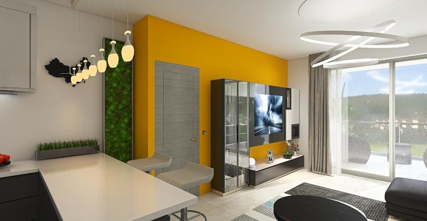 App. n°5 ed. I Interior Design Render