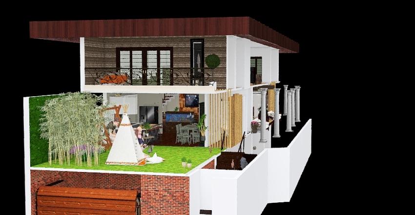 v2_miska 1a Interior Design Render