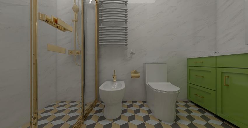 tilepattern Interior Design Render