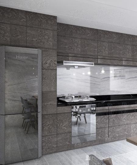 Vila Emilia Interior Design Render