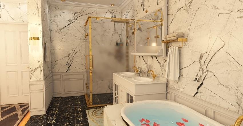 MASTER BATHROOM Interior Design Render