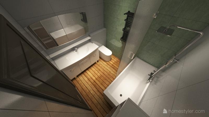 Zyg 2 Interior Design Render