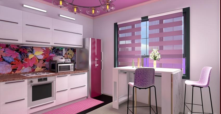 purplehome2021 Interior Design Render