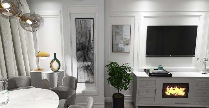 APARTAMENT  VALENTINA Interior Design Render