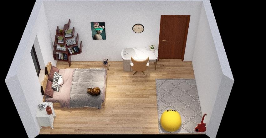 finlay jap room Interior Design Render