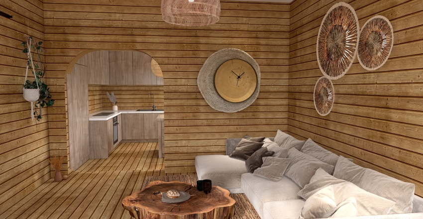Amparo Interior Design Render