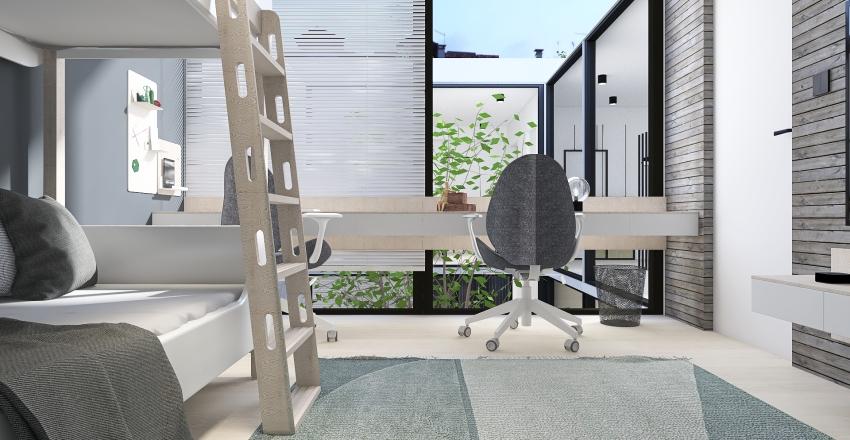 CASA PATIO Interior Design Render