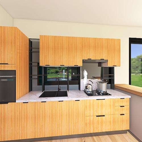 MY CONTNER Interior Design Render