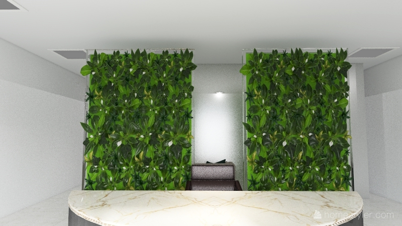 PROYECTO IV Interior Design Render