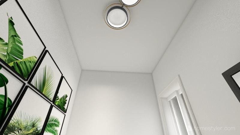 APPARTAMENTO D Interior Design Render