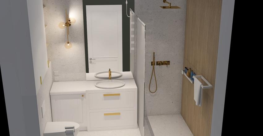 Bathroom3 Interior Design Render