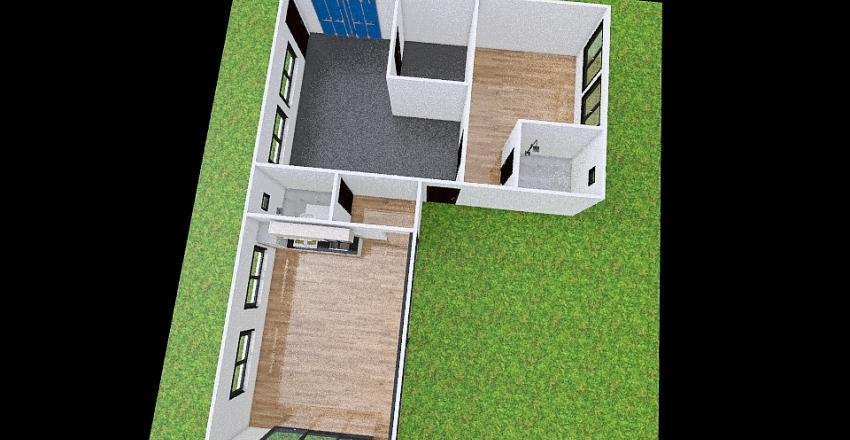 aut primarie Interior Design Render