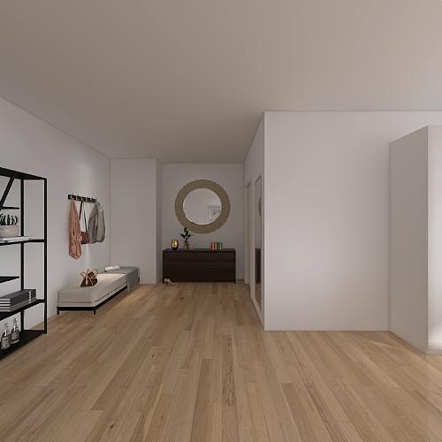 Apartment in NEW YORK Interior Design Render